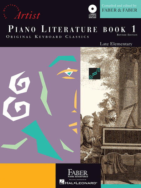 Piano Literature - Book 1