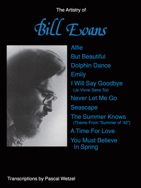 The Artistry Of Bill Evans, Volume 1