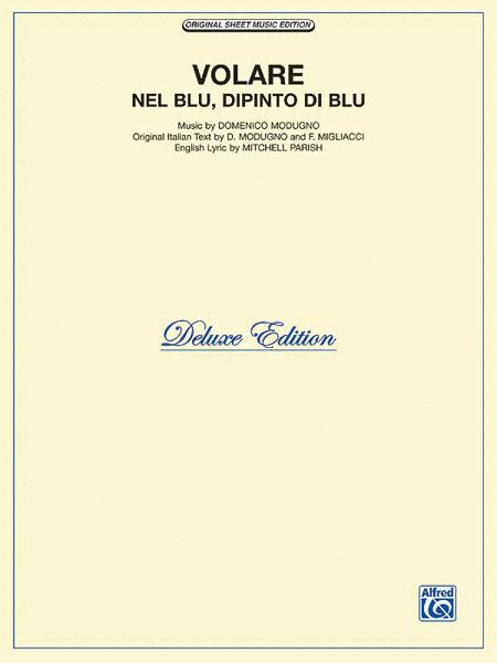 Volare (Nel Blu, Dipinto Di Blu)