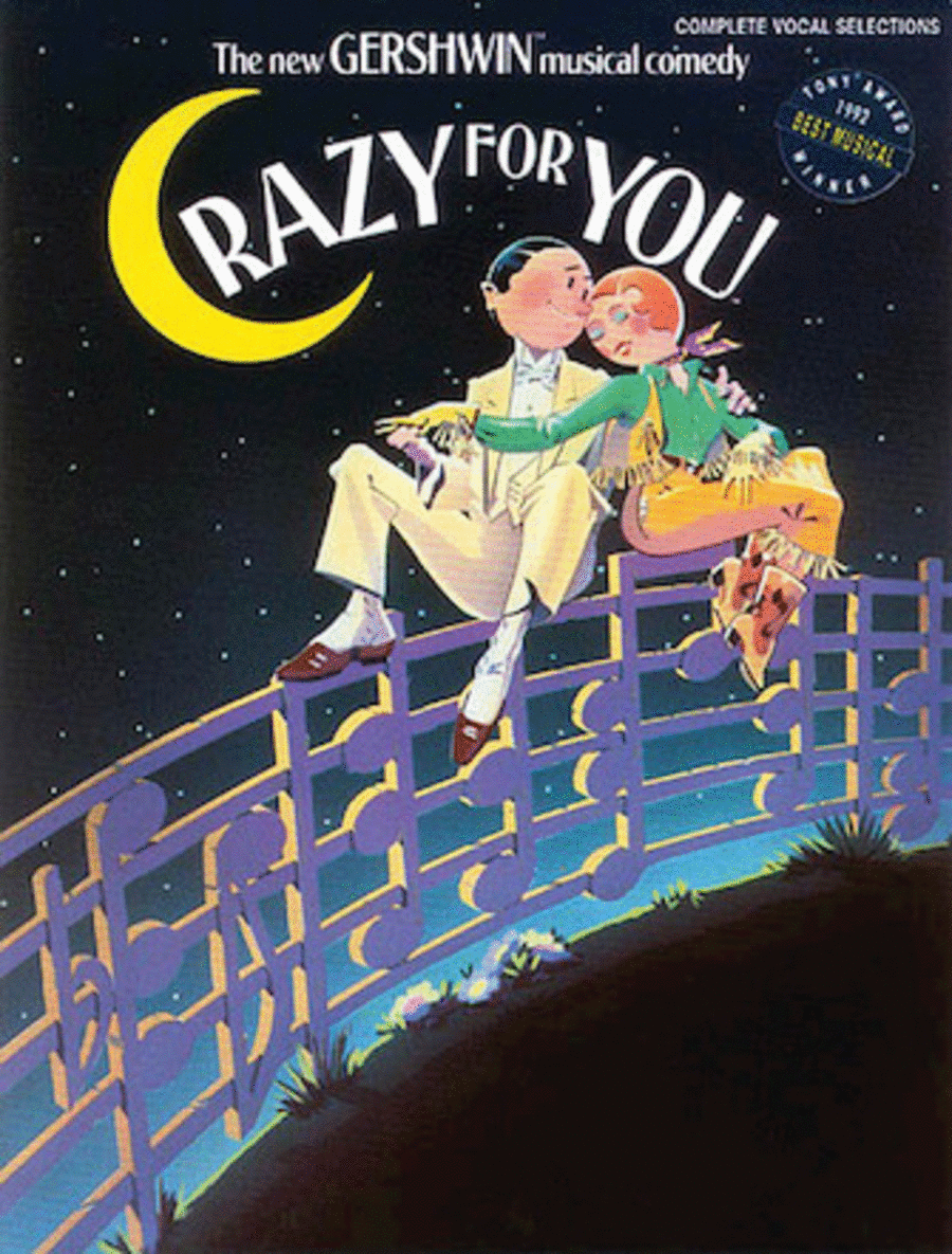 Crazy for You - Vocal Selections