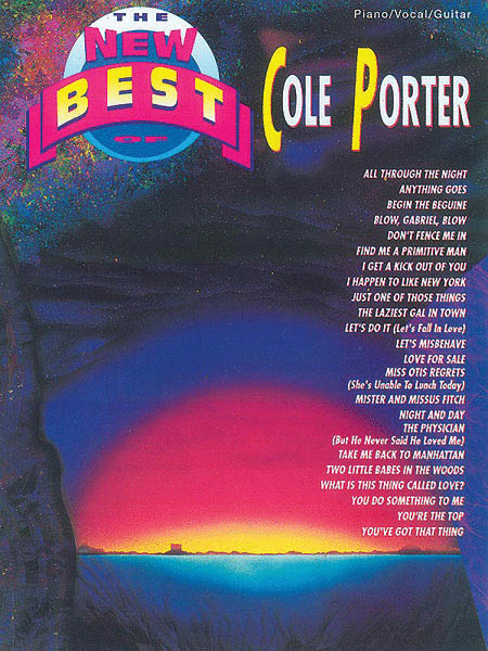 The New Best of Cole Porter