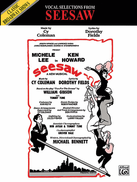 Seesaw (Vocal Selections)