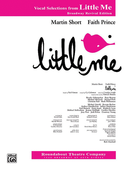 Little Me (Vocal Selections)