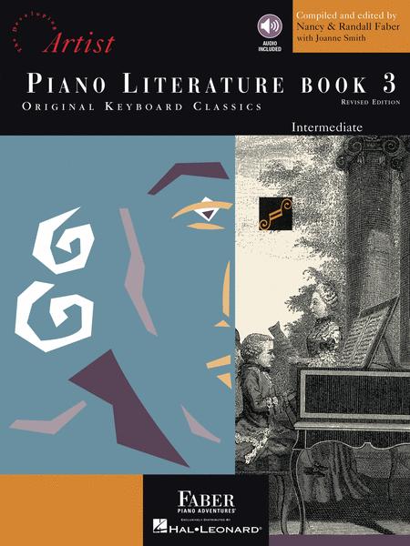 Piano Literature - Book 3