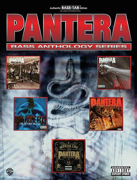 Pantera - Bass Anthology Series