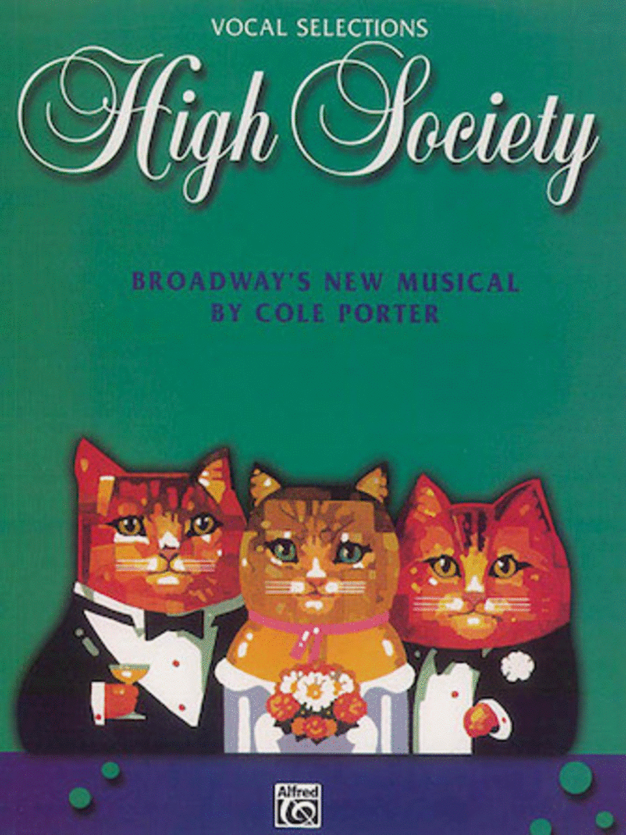 High Society - Vocal Selections