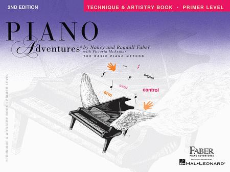 Piano Adventures Primer Level - Technique & Artistry Book