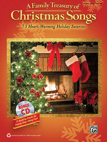 A Family Treasury of Christmas Songs