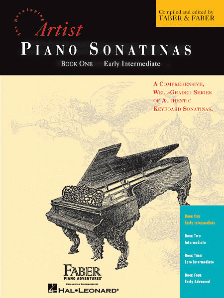 Piano Sonatinas - Book One