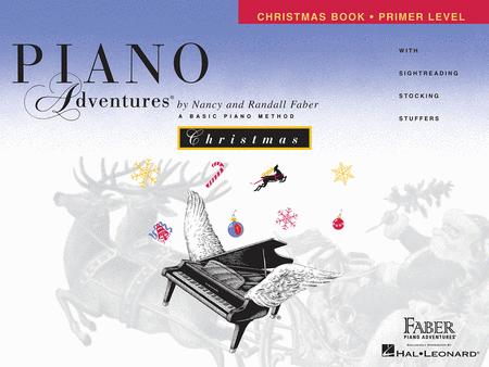 Piano Adventures Primer Level - Christmas Book