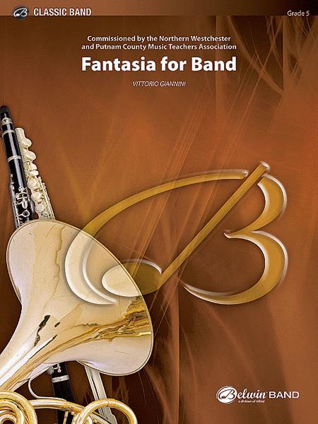 Fantasia for Band