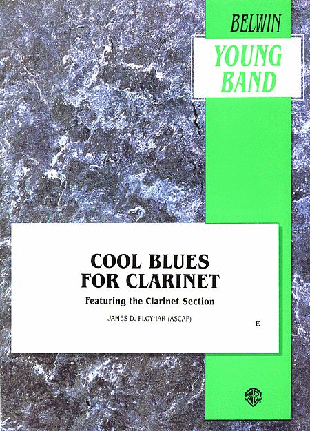 Cool Blues for Clarinet