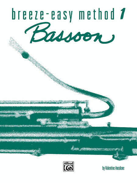 Breeze-Easy Method for Bassoon, Book 1