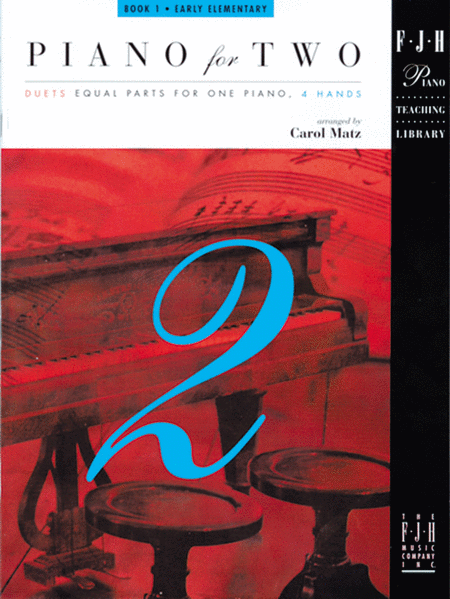 Piano for Two, Book 1