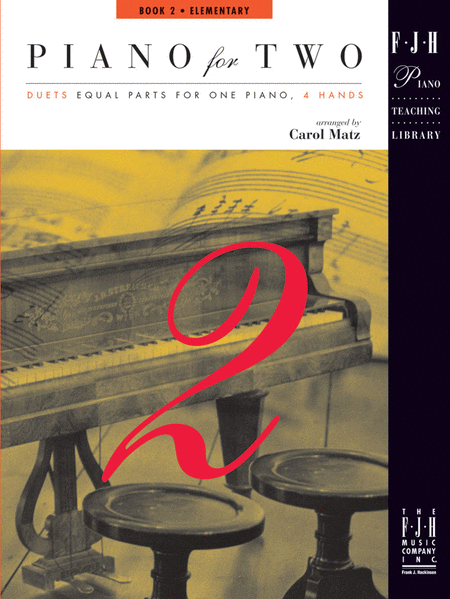 Piano for Two, Book 2