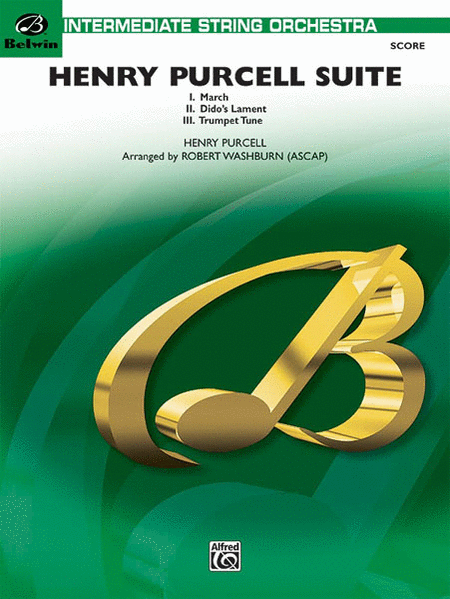 Henry Purcell Suite