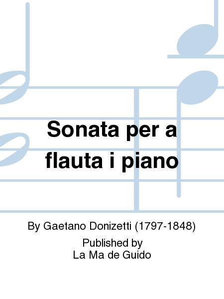 Sonata per a flauta i piano