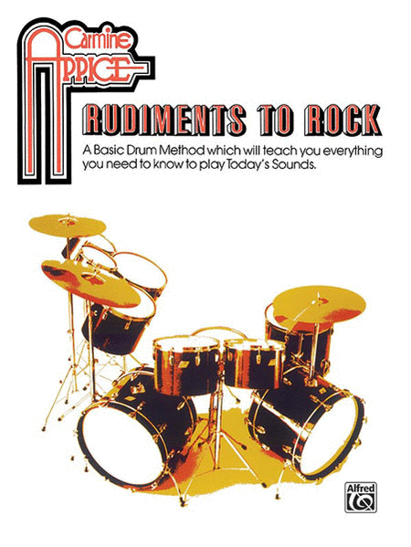 Carmine Appice -- Rudiments to Rock