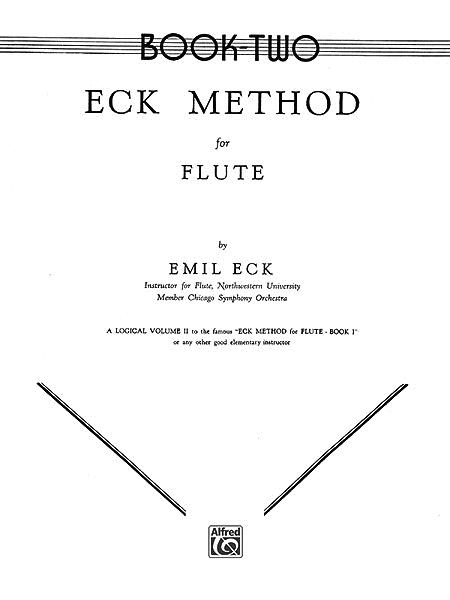 Eck Flute Method, Book 2