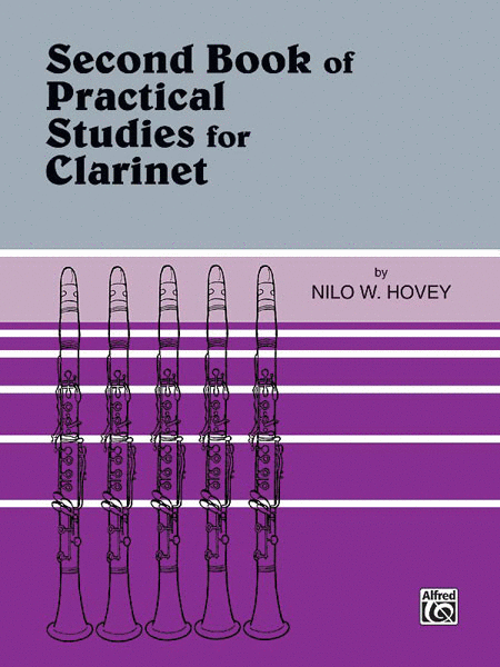 Practical Studies for Clarinet, Book 2