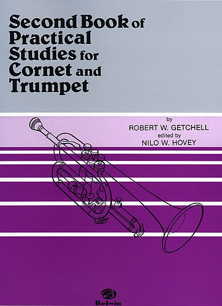 Second Book of Practical Studies for Cornet and Trumpet
