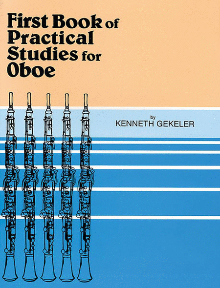 Practical Studies for Oboe, Book 1