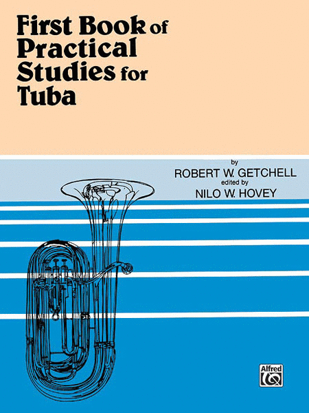 Practical Studies for Tuba, Book 1