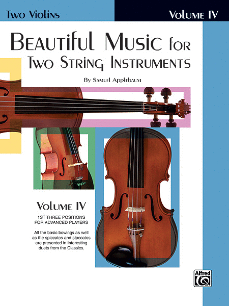Beautiful Music for Two String Instruments, Book 4