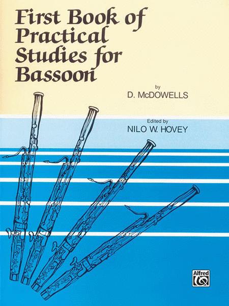 Practical Studies for Bassoon, Book 1