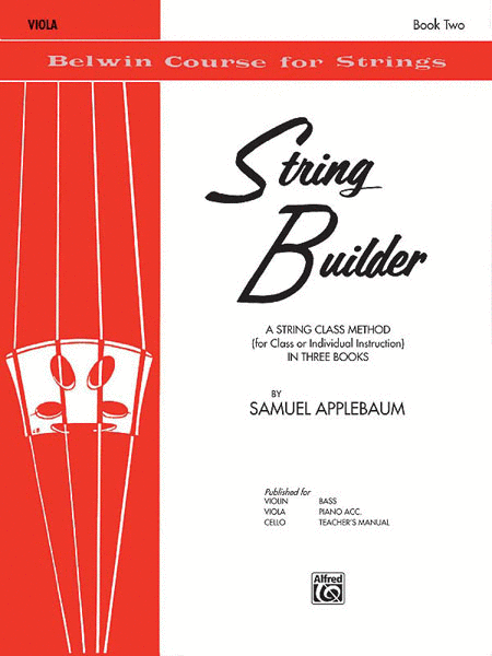 String Builder, Book 2