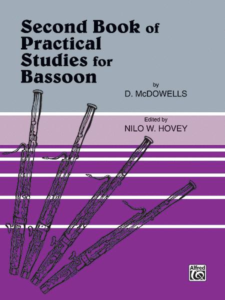 Practical Studies for Bassoon, Book 2
