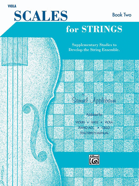 Scales for Strings, Book 2