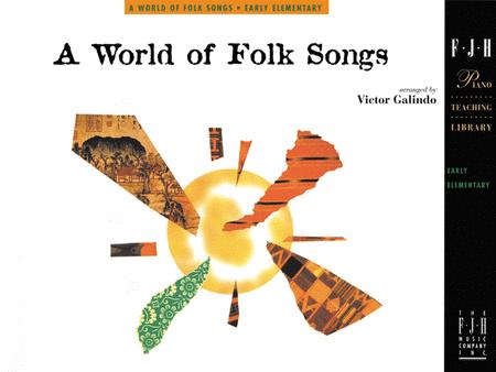 A World of Folk Songs, Book 1