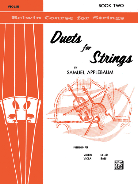 Duets for Strings, Book 2