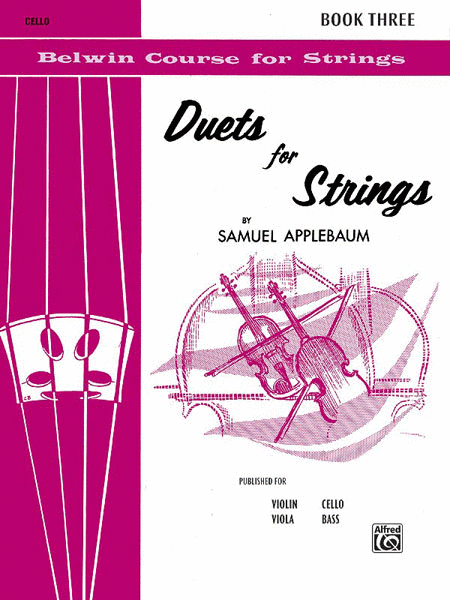Duets for Strings, Book 3