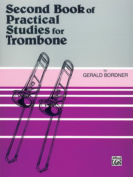 Second Book of Practical Studies for Trombone