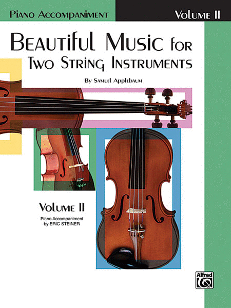 Beautiful Music for Two String Instruments, Book 2