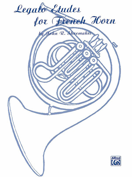 Legato Etudes for French Horn