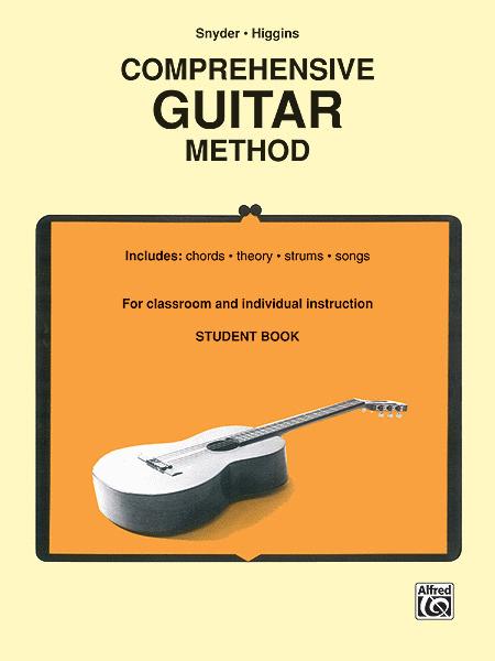 Comprehensive Guitar Method (Student Book)