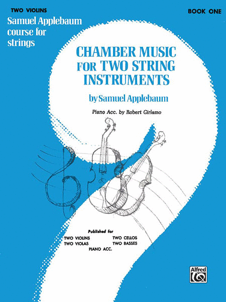 Chamber Music for Two String Instruments, Book 1