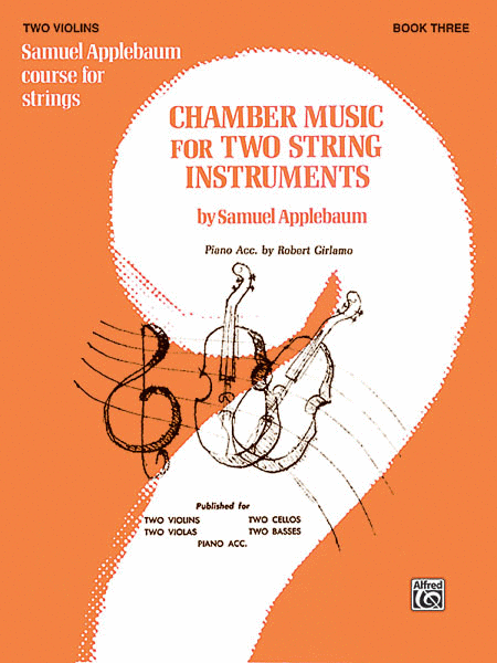 Chamber Music for Two String Instruments, Book 3