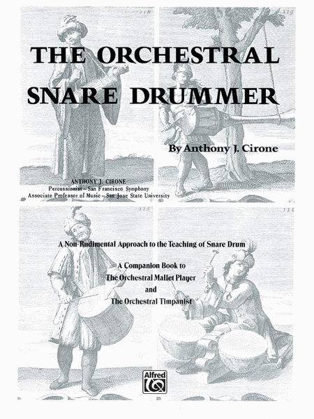 The Orchestral Snare Drummer
