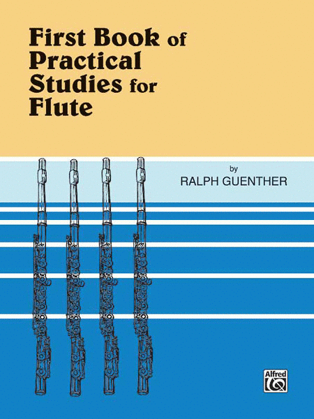 Practical Studies for Flute, Book 1