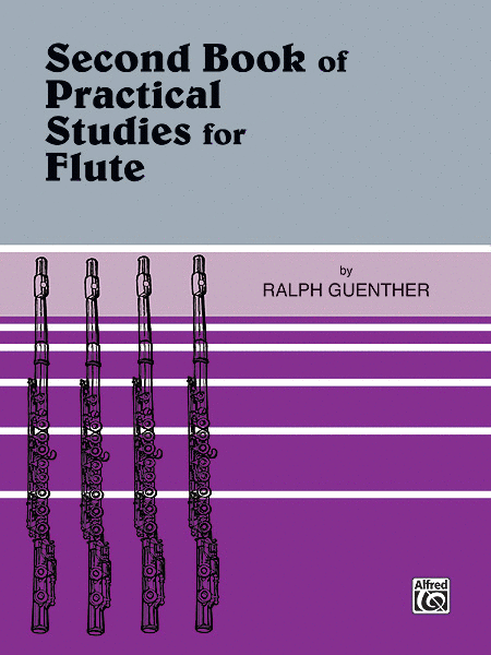 Practical Studies for Flute, Book 2
