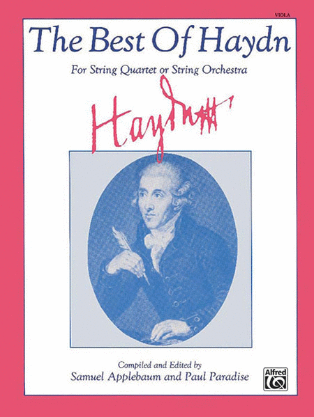 The Best of Haydn (For String Quartet or String Orchestra)