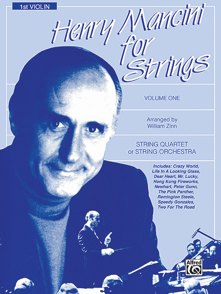 Henry Mancini for Strings, Volume 1