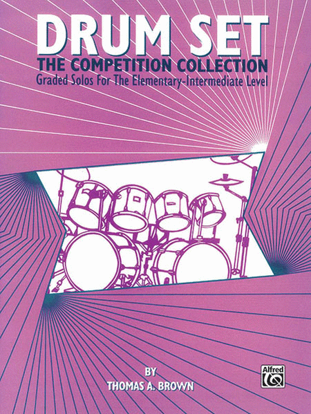 Drum Set -- The Competition Collection