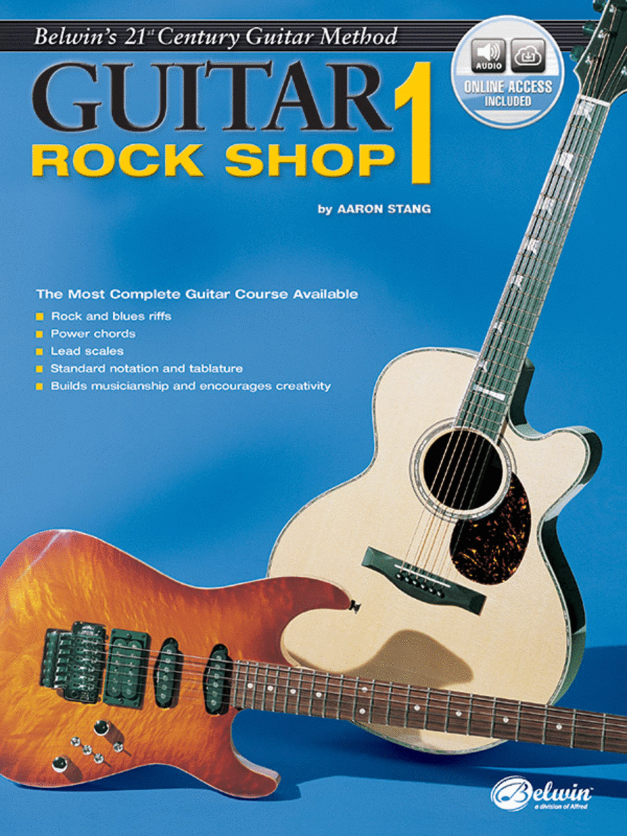21st Century Guitar Rock Shop 1