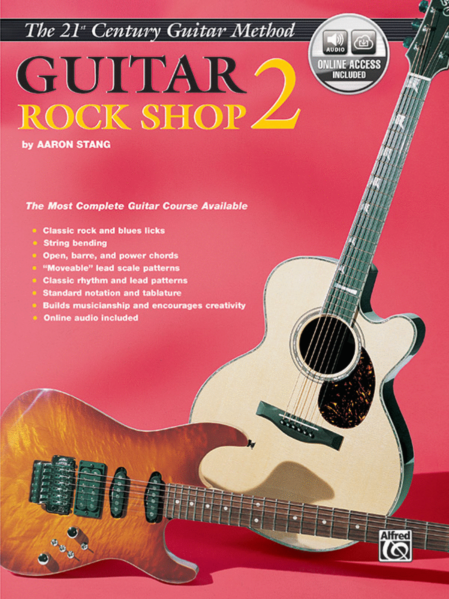 21st Century Guitar Rock Shop 2