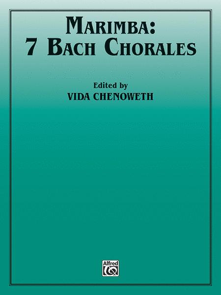 Marimba -- 7 Bach Chorales